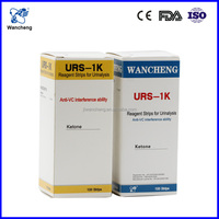 keto diet test strips URS-1K, Wancheng ketone test strips