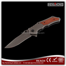 Titanium Assisted Open Outdoor Folding Pocket Knife NEW!