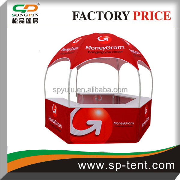 Songpin Promotional Display Booth Tent for Sale
