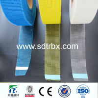 Manufacturers supply fiberglass drywall tape caulking