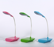 Touch Sensor Rechargeable Led Reading USB battery table lamp