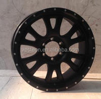 strong 20*9inch PCD6/139.7 4X4 offroad alloy wheel