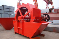 Sea sand washing machine in the Asian market best price