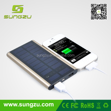 Universal compatibility for Apple iPhone/iPad/Lightning, Android, Samsung, HTC super good mobile solar battery phone charger