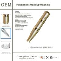 2014 Best seller High Quality Digital Permanent Makeup Machine (ZX1356)