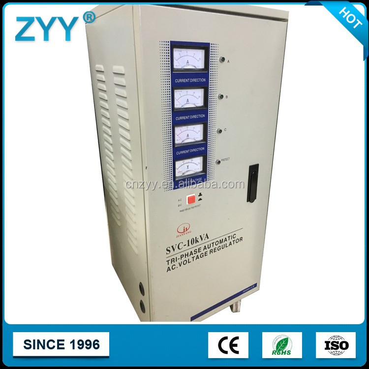 SVC Automatic 10KVA Voltage Regulator 220V