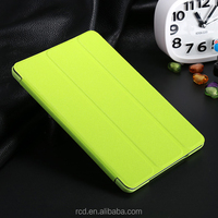 Laptop Cover For iPad MIni 1 2 3 Folds Cover For iPad MIni Stand Leather Flip Case For iPad Mini 2 3 RCD03708