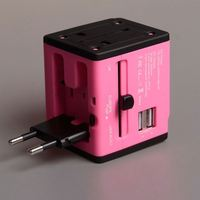 Wholesale Promotional Gift Wireless Male To Female Electrical Plug Adapter