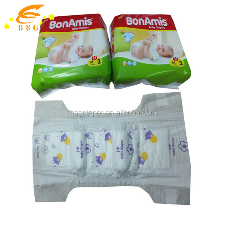 top selling products in alibaba disposable cloth-like baby diapers manufacturers china