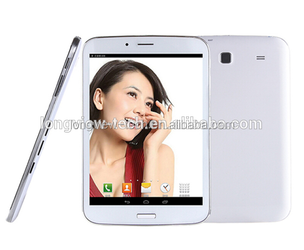 8 inch tablet pc android 4.2 MTK8312 3g gsm dual core dual camera GPS wifi FM bluetooth Tablet 3G Phone