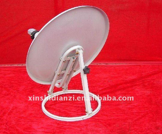 Ku band 35cm small satellite dish