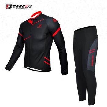 Latest Design Mens Winter Thermal Cycling Sets,China Cycling Clothes