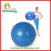 Durable Eco-friendly Yoga Fitness Ball PVC Swiss Ball for Massage Inflatable Exercise Ball For Kids Playing