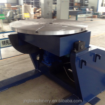 Positioner Rotating Welding Table
