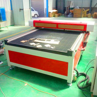 VIOOO-1325 plywood laser engraving and cutting machinery Shandong manufacture