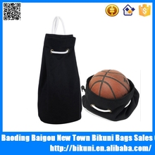 China supplier fashion school backpack custom sport basketball drawstring backpack