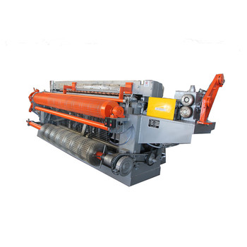 2018 automatic welded wire mesh machine with top quality