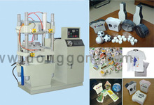 T-shirt /Towel compression Machine, compressed coin tissue/magic towel packing machine
