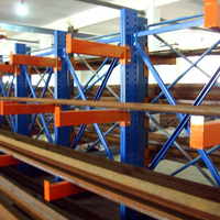 Heavy Duty Cantilever Racks For Warehouse