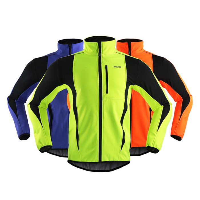ROCKBROS TOUR DE FRANCE Breathable Bicycle Cycling Cycle Waterproof Rain Coat Raincoat Wind Coat Bike Windcoat Jersey Jacket