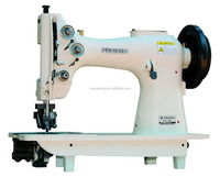 Double needle flat bed upholstery sewing machine for sale 1810