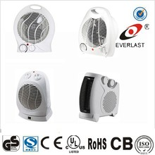 hot selling 2000W fan heater electric mini fan heater 2KW
