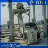 China supplier large capacity powder handling system for sale