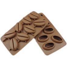 Cool Coffee Beans ice tray, ice mold, ice cube maker