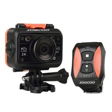 1.5 Inch TFT LCD 30-Meter waterproof Ultra HD 4K extreme sports action video camera with Wi-Fi