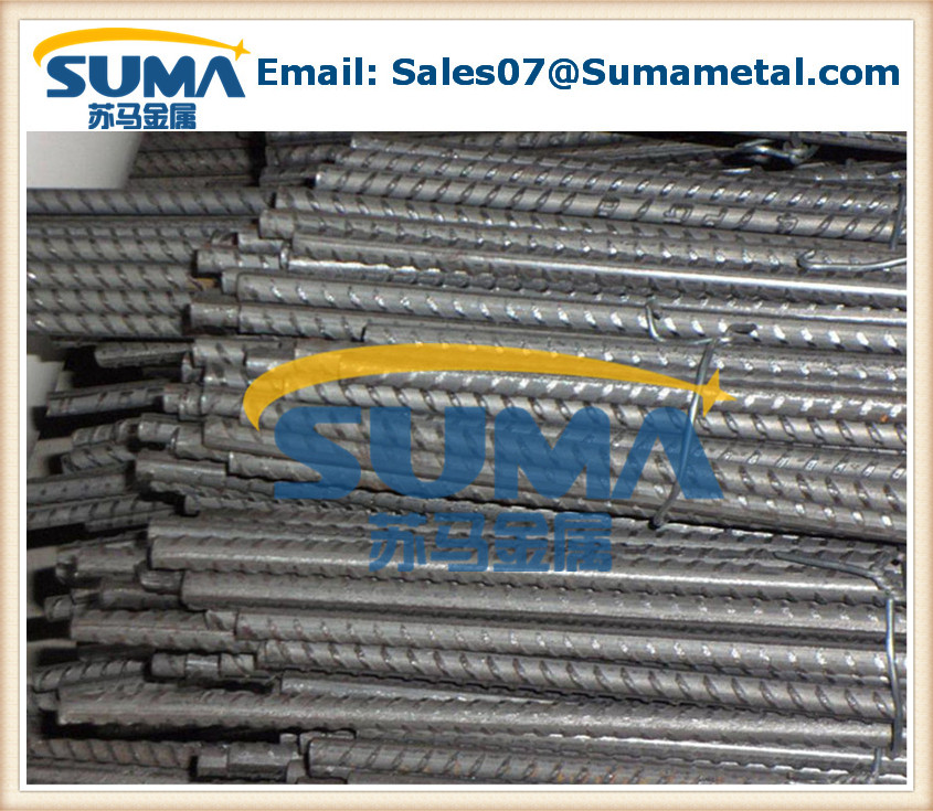 high tensile TMT rebar steel manufacturer