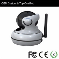 Indoor Smart WiFi Wireless 720P HD Night Vision IP Camera