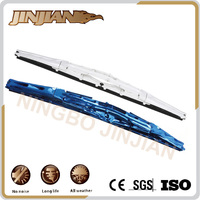 ISO Certification Customize Color Windshield Wiper Rubber Replacement