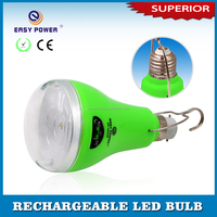 Cheap price Newest 1W LED Rechargeable Emergency Lamp AC/DC