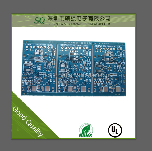 pcb heater circuit board creation for rf slimming machines