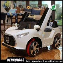 Factory price rechargeable battery operated mini toy cars 6V electric cars for kids