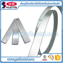 Aluminum color metal table edge banding for various table