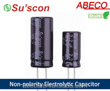 HR 25V 2.2uF Non-polarity Electrolytic Capacitor