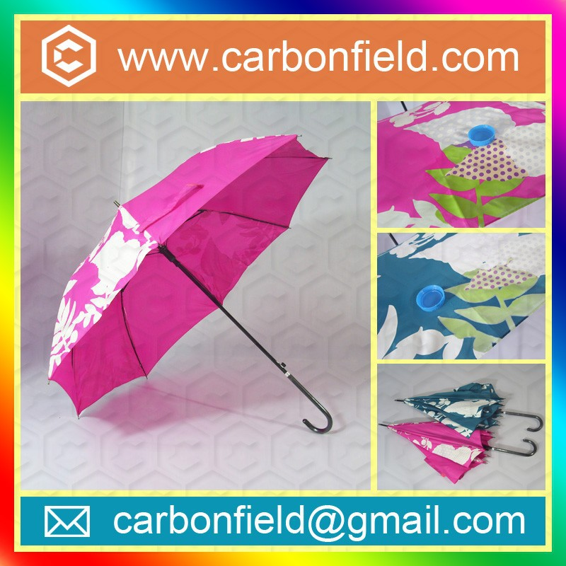 High quality change color when wet umbrella