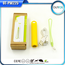 Promotional power bank charger gift, portable mobile charger promotion for christmas holiday