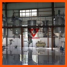 CHINA SANBANG Chemistry oil extraction and refining plant Olives