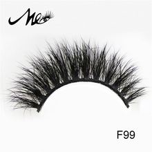 Factory Price Fashion private label faux 3d mink eyelashes extension