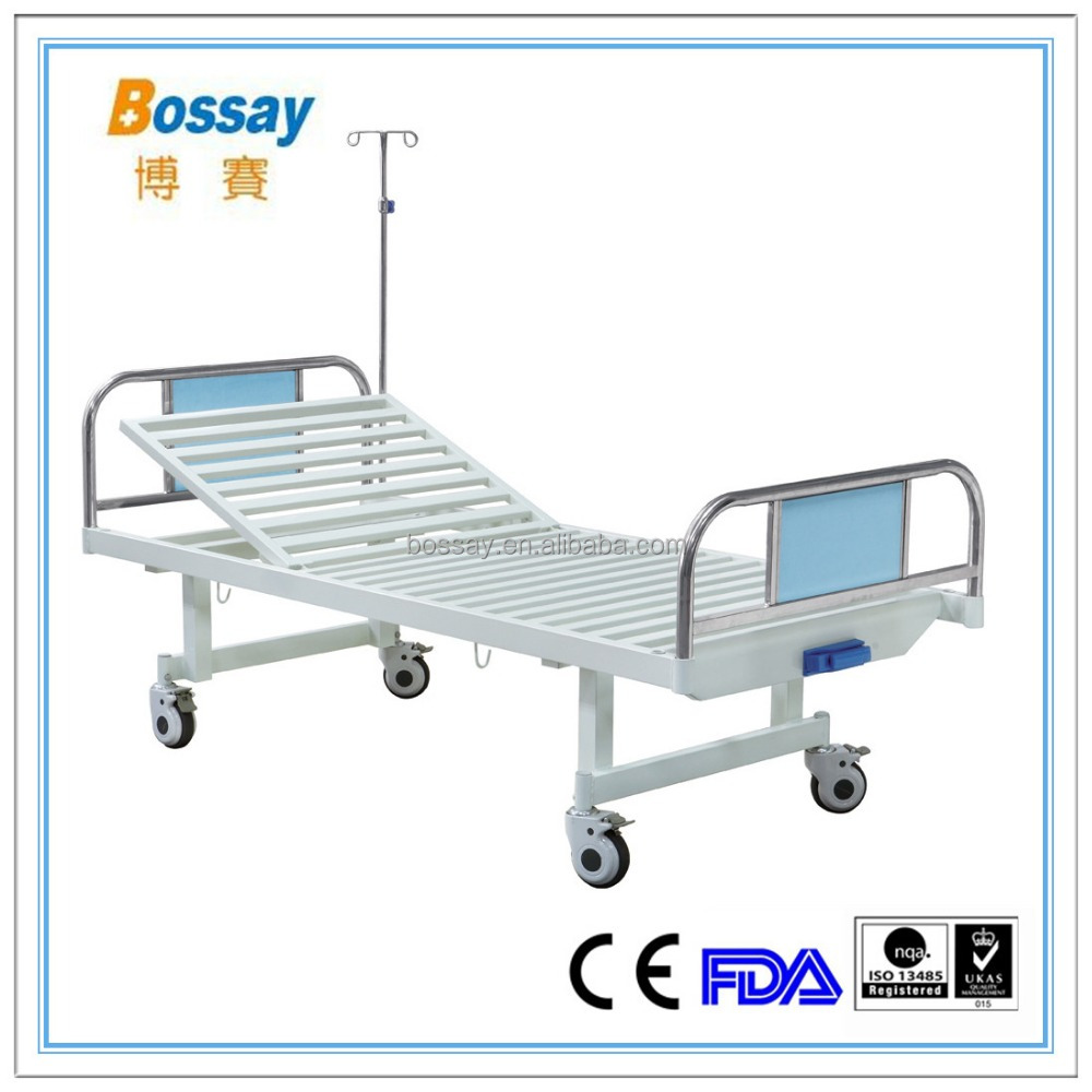 Best Selling Cheap Normal Hospital Bed FDA Manual Hospital Bed