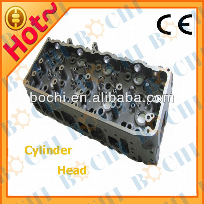 Solid Aluminum Marine Engine Cylinder Head for Daihatsu