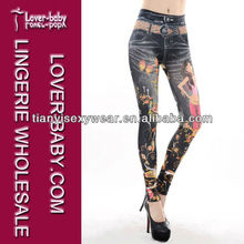 2013Cheap women leggings wholesalers in Tirupur L9651