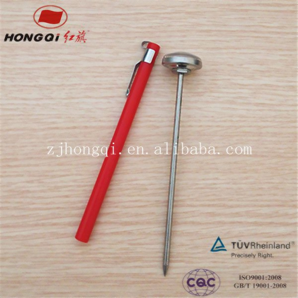 Temperature Measuring Instrument pencil like thermometer probe