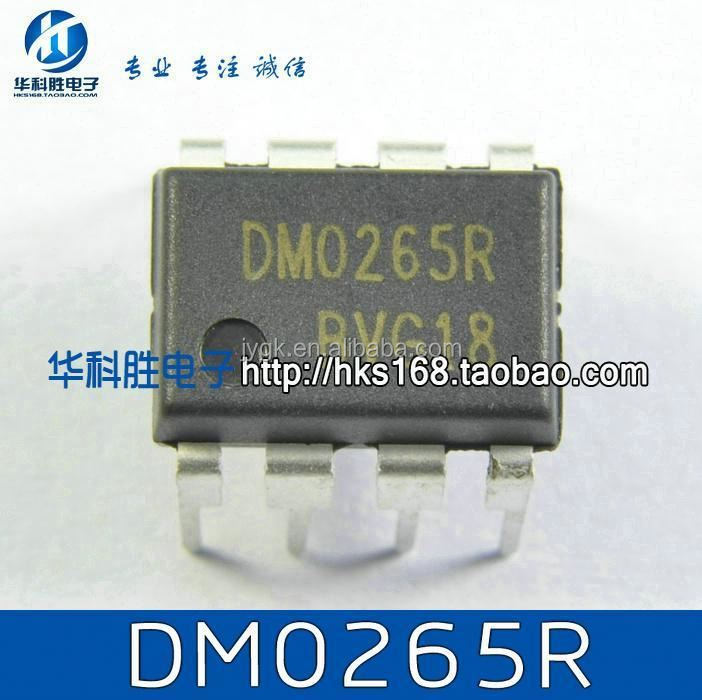 DM0265R LCD TV power supply IC DIP-8 foot 08--HKSYJ