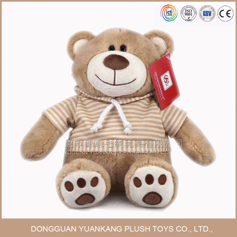 ICTI audits manufacturer OEM/ODM wholesale giant teddy bear plush toy