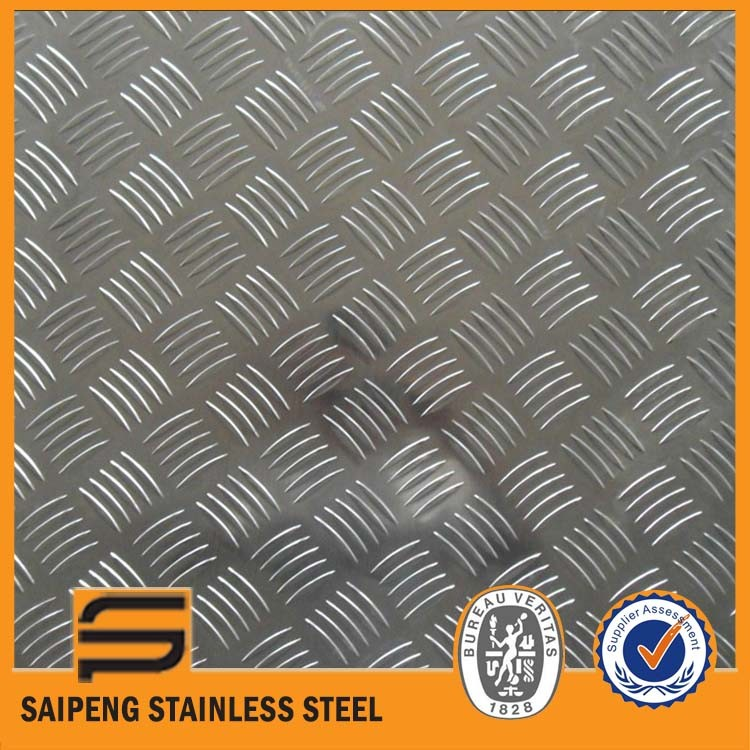 online product selling website checked stainless steel sheet 3mm thick