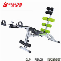 Hot-selling Eight PACK CARE PRO multi functional trainer bike twist equipment abdominal bench choyang massage bed