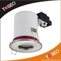 die casting alu round downlight gu10 fire